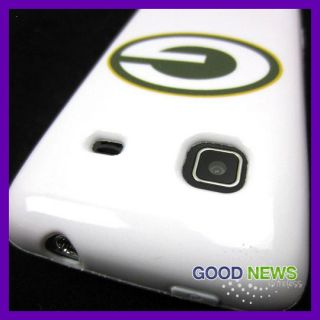 Prevail Precedent M820 Green Bay Packers Rubber Skin Case Cover