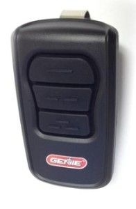 Genie GM3T Three Button Master Remote AT85 GT912 AT95 Replaces All