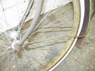 50s Ladies Girls 22 Raleigh Bike Bicycle Notingham England