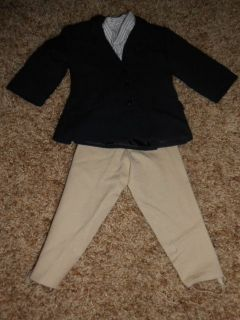 American Girl Doll retired 1998 HORSE RIDING OUTFIT set great for