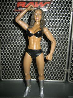 WWE Sharmell wrestling figure DIVA toy jakks WCW Nitro girl mattel