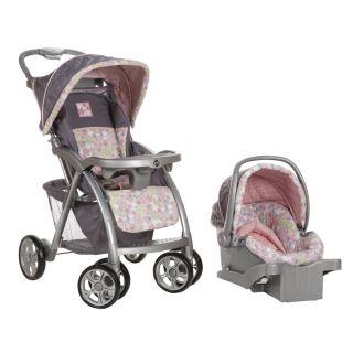 Disney Saunter Luxe Stroller Travel System Chloe Pink TR183AKK New
