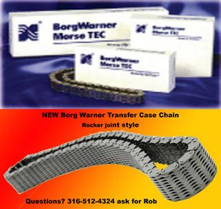NVG 245 Transfer Case Chain Jeep Grand Cherokee NP245