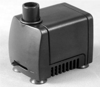 Submersible Water Pump Fountain Pond Aquarium 60 GPH