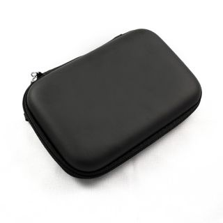 Garmin Nuvi 50 and 50 LM GPS Hard Pouch Case Cover Black