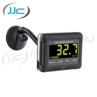 JJC GPS Digital Wireless Speedometer Sports Car Kit Car Stand Alone