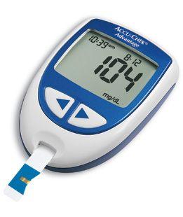 Kit 50 Test Strips Diabetes Roche Glucometer Glucose Monitor