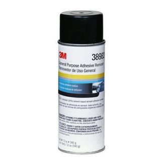 3M General Purpose Adhesive Remover 12oz Spray 38983