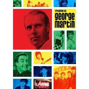 GEORGE MARTIN**PRODUCED BY (AS SEEN ON BBC)**DVD