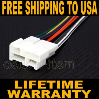 Car Stereo Radio Wiring Harness Adapter for Chevrolet GM GMC Chevy