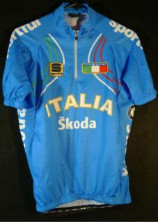 Sportful Italian National Team Short Sleeve Jersey