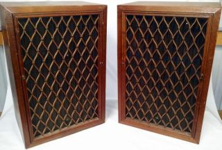 Pioneer CS 99A Vintage Speakers Set Pair as Is