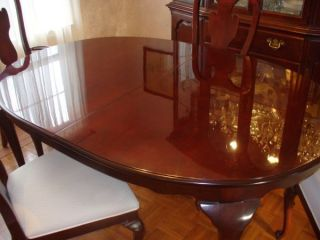 Drexel Heritage Cherry Dining Room Table