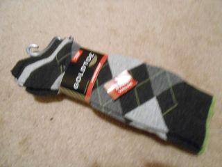 Mens Gold Toe 4 Pair Pack Socks
