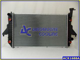 Radiator Chevy Astro GMC Safari XT 4 3 95 Cooling Raditor Radiador