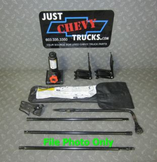 Jack Tools Chevy Silverado GMC Sierra 99 06 2500HD 3500 1 Ton