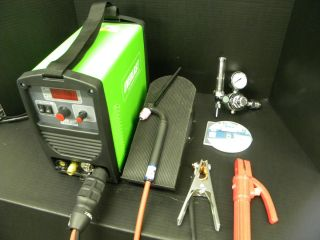 TIG Welding Machine 160Amp DC Only Mister TIG Accessories Package