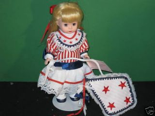 Madame Alexander Doll Lets Go Fly A Kite 33030 New
