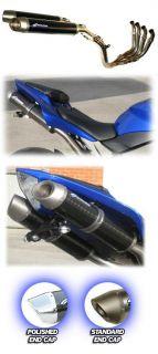 Graves Motorsports Yamaha R1 Full Exhaust System 07 08