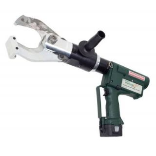 Greenlee ESC10511 Battery Powered Cable Cutter Kit with 120V Charger