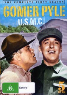 Gomer Pyle U s M C Season 1 DVD Region 4