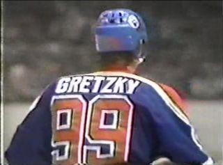Nov. 12, 1985 Edmonton Oilers @ Washington Capitals Game DVD NHL Rare