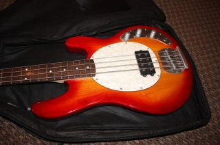 Jay Turser 4 String Electric Bass Guitar