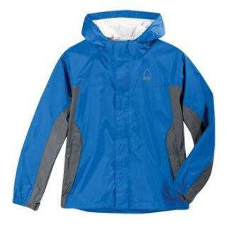 Sierra Designs Hurricane Jacket Boys New Green Red Blue or Orange Rain
