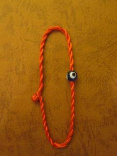 Red Kabbalah Bracelet Blue Evil Eye Good Luck Charm