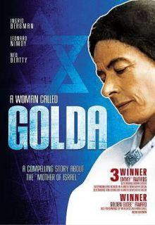 Woman Called Golda New DVD