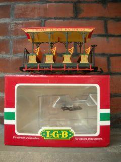 LGB Grizzly Flats Railroad Passenger Car Consist