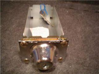 Greenwald 1210 Washing Machine Coin Box w Key