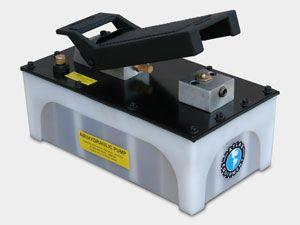 Air Hydraulic Power Unit Air Over Hydraulic Pump