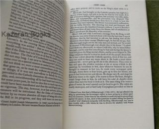 1982 Folio Society Book Slipcase Charles Grevilles England C Hibbert