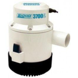 Boat Marine Submersible Bilge Pump Water Pump 3700 GPH