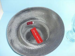 Giovannio One Size Silver Grey Dress Formal Kentucky Derby Womens Hat