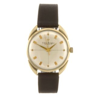 Girard Perregaux Gyromatic Automatic Mens Wrist Watch