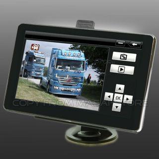 GPS USA AU EU UK Truck Lorry HGV AV Vehicle Car DVR Accidend