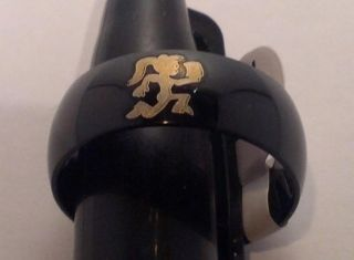 Hatchetman Hatchetgirl Black Ring ICP Twiztid Insane Clown Posse RARE