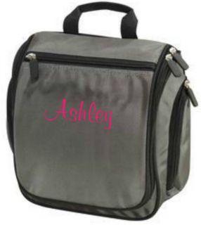 Hanging Toiletries Travel Bag Dopp Kit Groomsmen Gift Makeup
