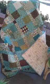 Jesus Love The Children Beautiful Scrappy Handmade Quilt