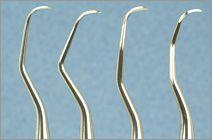 Gracey Curettes Kit Complete Set of 9 Total Dental
