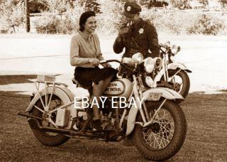 Harley Davidson Motorcycle Tennessee TN Highway Patrol Police