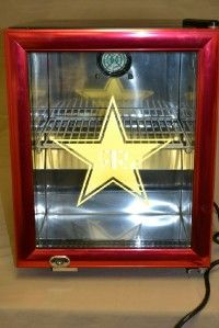 Rock Star Energy Drink Mini Fridge Model CTM 18s