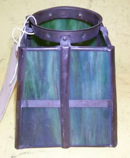 Stained Glass Lamp Shade Perfect L31