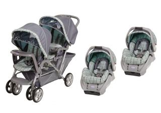 Graco Duoglider LX Stroller SnugRide Travel System