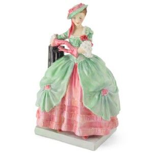 royal doulton kate hardcastle hn1719 figurine figure