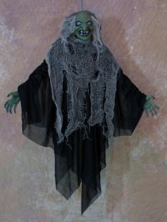 hanging witch prop new size 36 tall