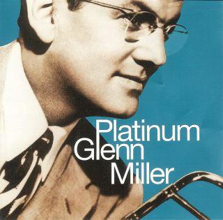 Platinum Glenn Miller by Glenn Miller 2 Disc CD Set