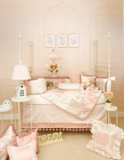 Glenna Jean Madison Baby Girl Nursery Bedding 11pc